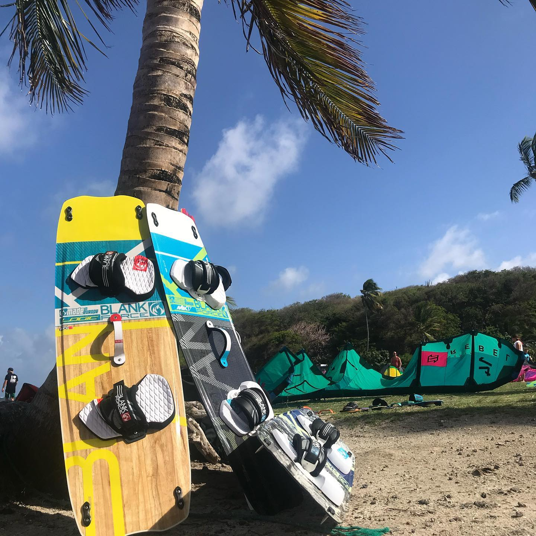 Cours de Kite en Martinique - Blue Lagoon Kitesurf