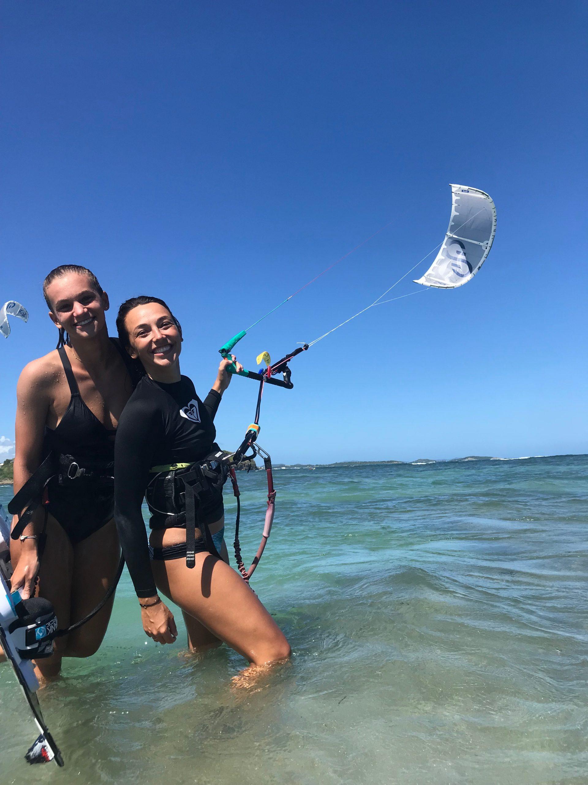 Cours de Kite Blue Lagoon Kitesurf